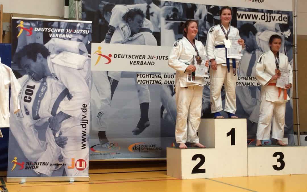 Karla Laprell wird Deutsche Schülermeisterin 2018!